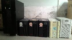Sửa bộ lưu điện UPS Santak Online 3C15KS, 3C20KS, BR500CI AS 500VA