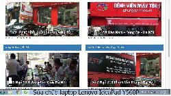 Dịch vụ sửa chữa laptop Lenovo IdeaPad Y560P lỗi nhiễu hình
