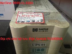 Địa chỉ sửa bộ lưu điện Santak TG1000VA