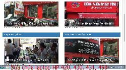 Chuyên sửa chữa laptop HP 420, 430, 431, 450 lỗi bị sai màu