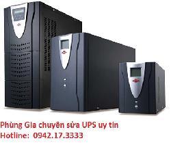 Tìm hiểu khái niệm bộ lưu điện UPS là gì ?