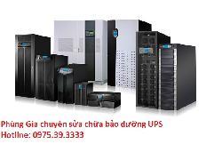 Hướng dẫn bảo quản bộ lưu điện UPS đúng cách