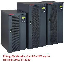 Các nguyên tắc đấu nối, lắp đặt UPS an toàn