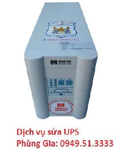 Công ty sửa bộ lưu điện ups Online Santak C1K uy tín
