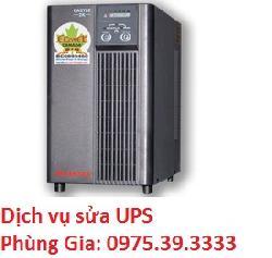 Phùng Gia chuyên sửa bộ lưu điện ups Online Santak C2KE