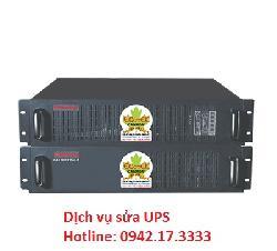 Dịch vụ sửa bộ lưu điện ups Santak ONLINE C3KR uy tín