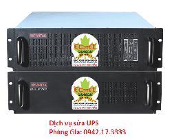 Phùng Gia chuyên sửa bộ lưu điện ups Santak ONLINE C6KR