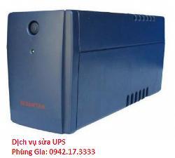 Địa chỉ nhận sửa bộ lưu điện ups Santak BLAZER 600VA -E